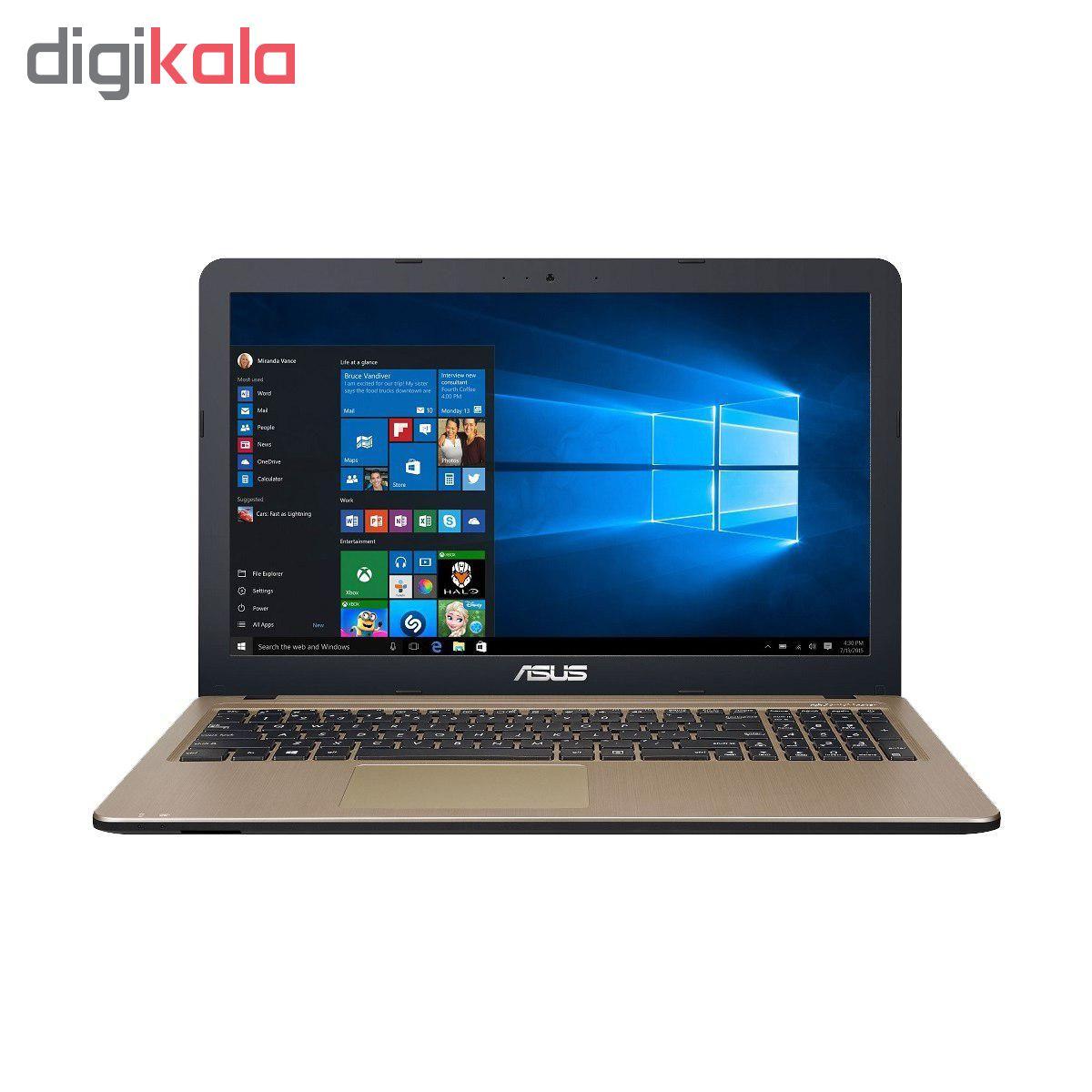 لپ تاپ 15 اینچی ایسوس مدل VivoBook X540UB - RZ