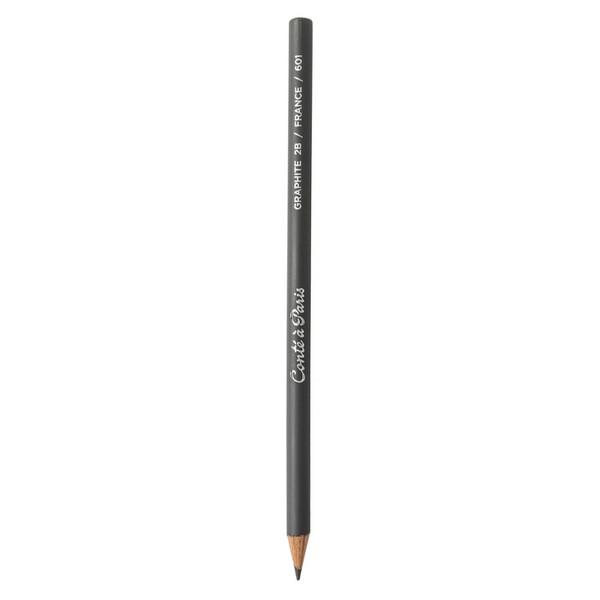مداد طراحی کنته پاریس مدل GRAPHIITE 601 B2