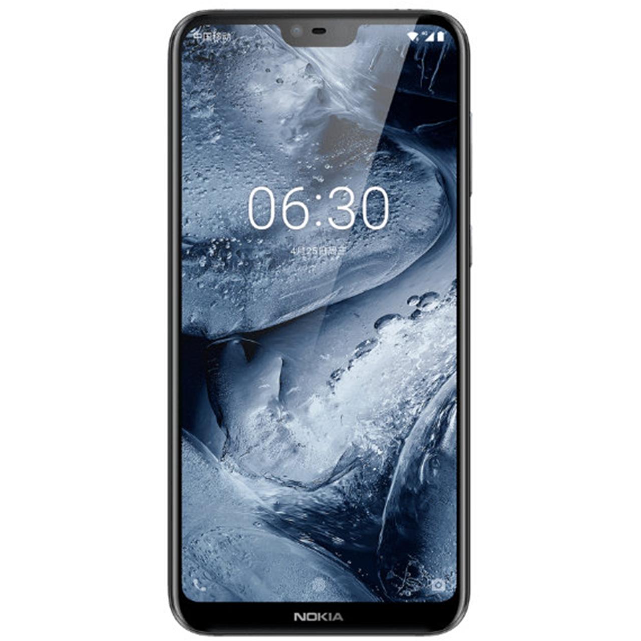 گوشی موبایل نوکیا مدل 6.1Plus  دو سیم کارت ظرفیت ۶۴ گیگابایت