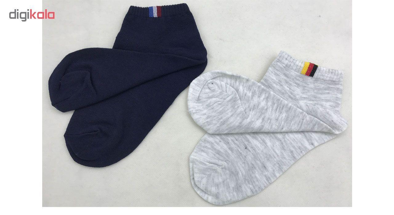 جوراب مردانه کد LD-25 -  - 3