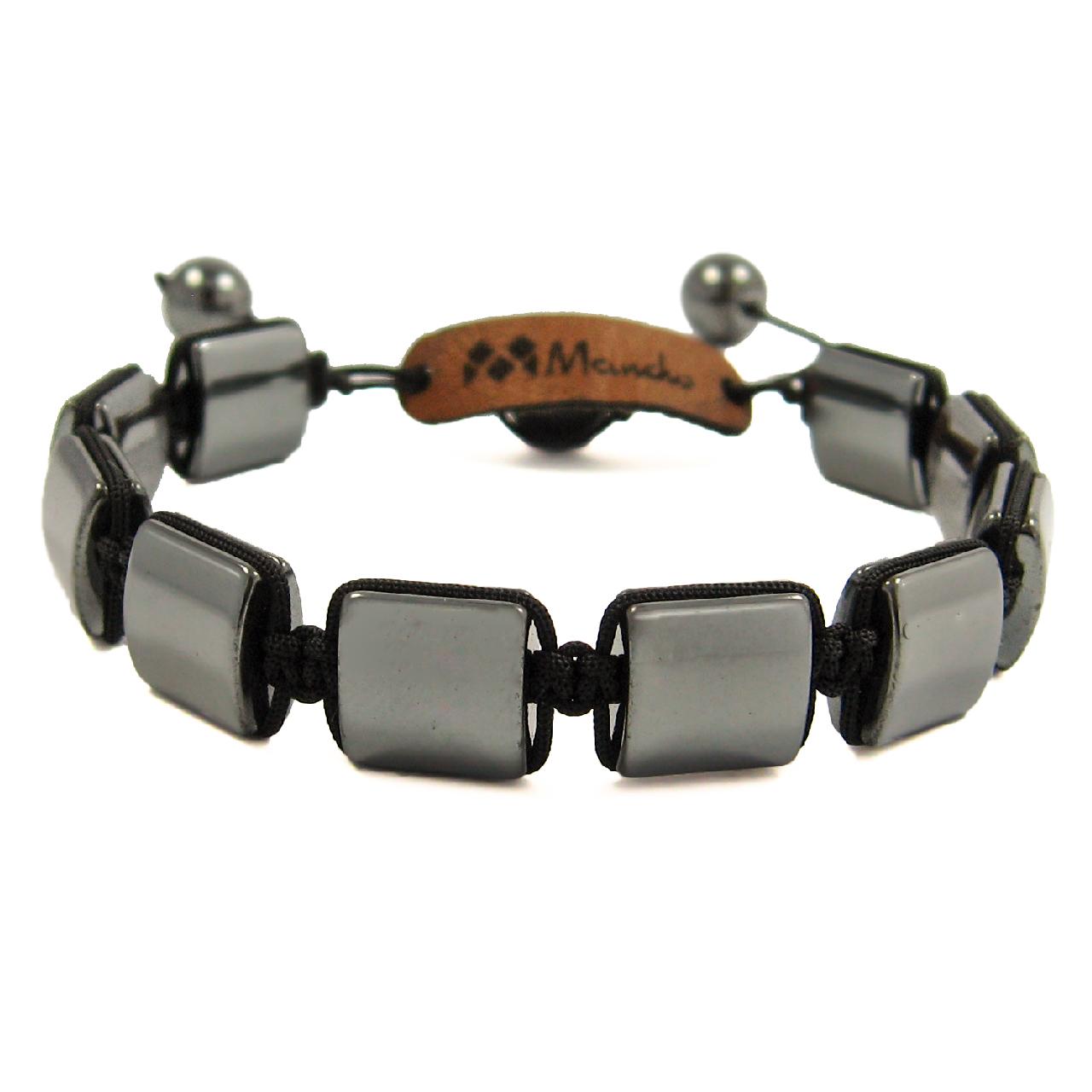 دستبند مردانه مانچو مدل bf521