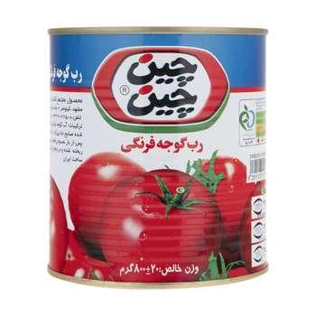 رب گوجه فرنگی چین چین مقدار 800 گرم