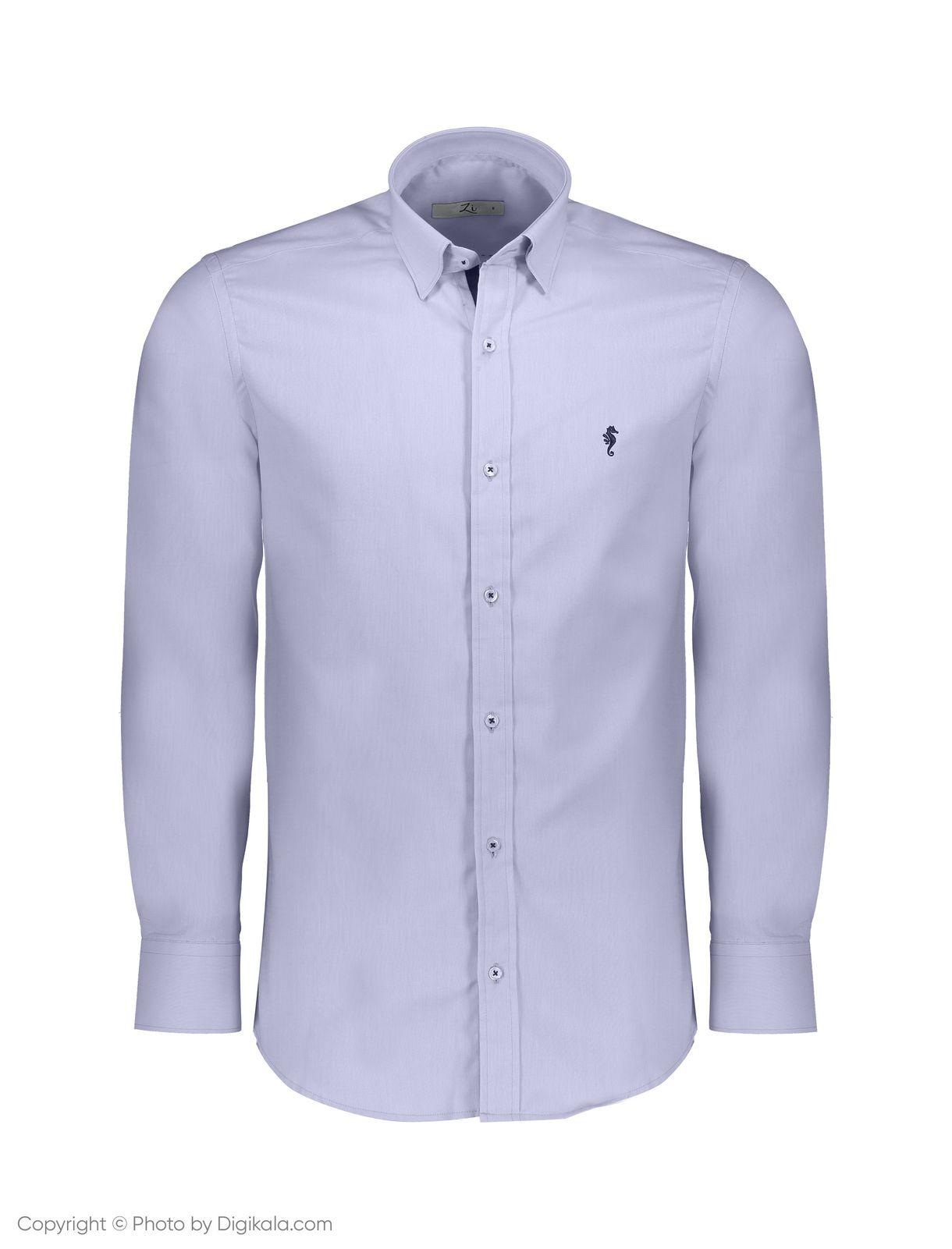 پیراهن مردانه زی مدل 1531124-51  Zi 1531124-51 Shirt For Men