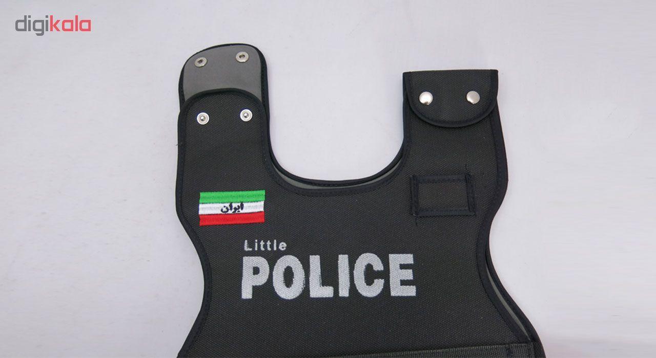 تن پوش کودک طرح Little Police main 1 3