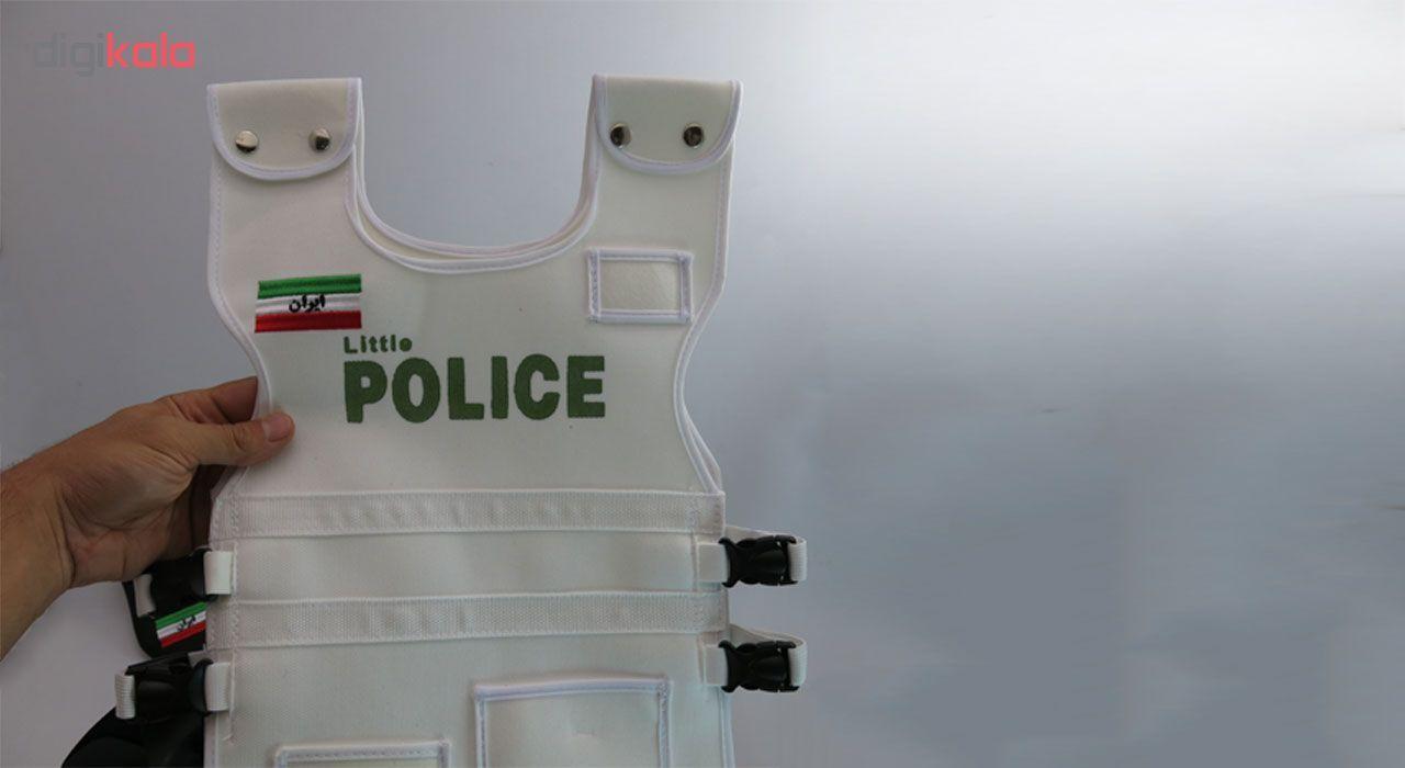 تن پوش کودک طرح Little Police main 1 5