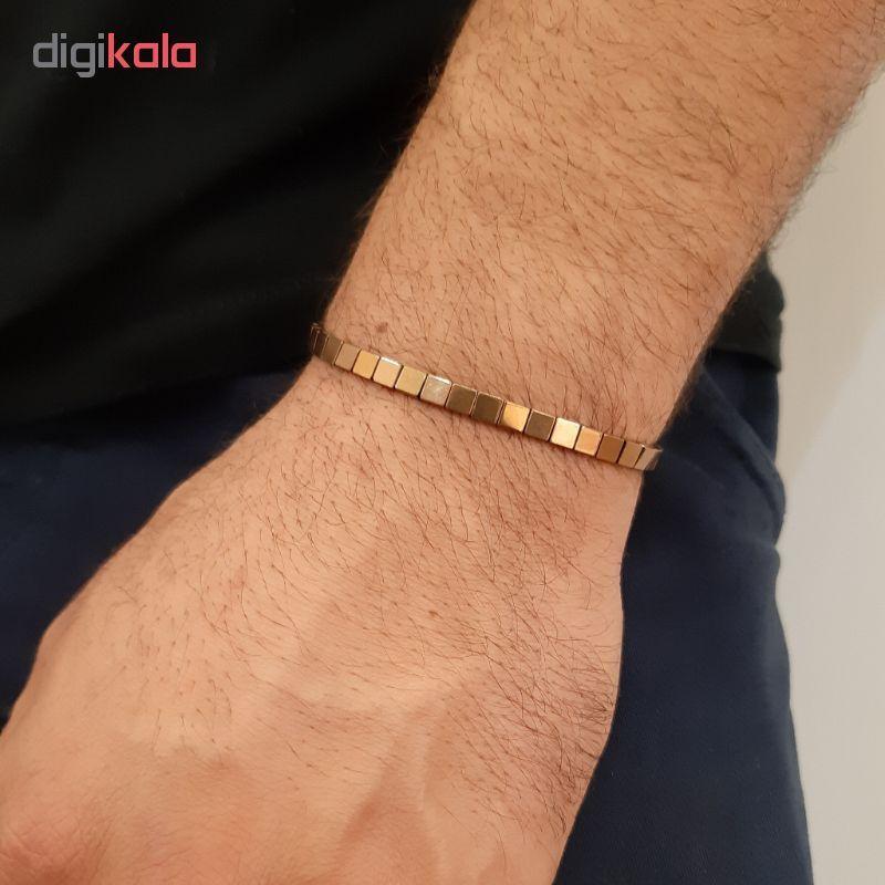 دستبند مردانه شادونه مدل sh4 main 1 2