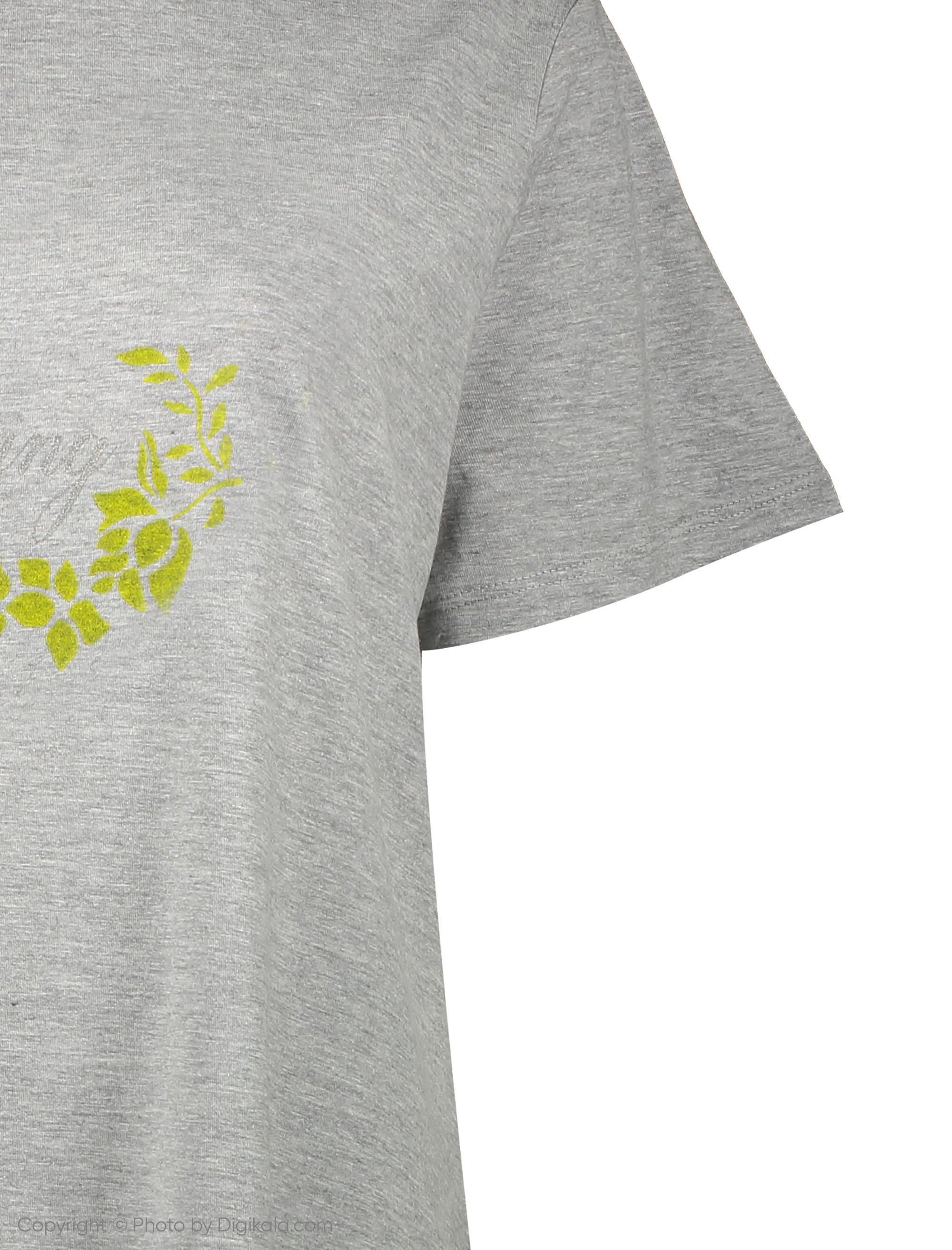 تی شرت زنانه یوپیم مدل 5125039 -  - 4