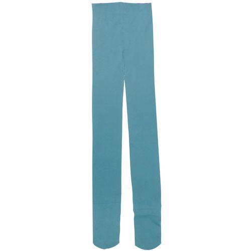 جوراب شلواری سانسیس مدل Top Fashion رنگ آبی