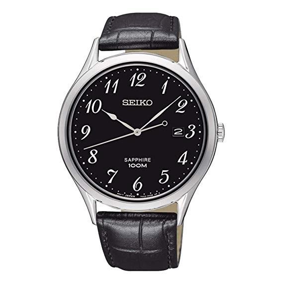 ساعت مچی عقربه ای مردانه سیکو مدل SGEH77P1 46