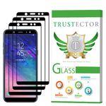 محافظ صفحه نمایش تراستکتور مدل GSS مناسب برای گوشی موبایل سامسونگ Galaxy A6 2018 بسته 3 عددی thumb