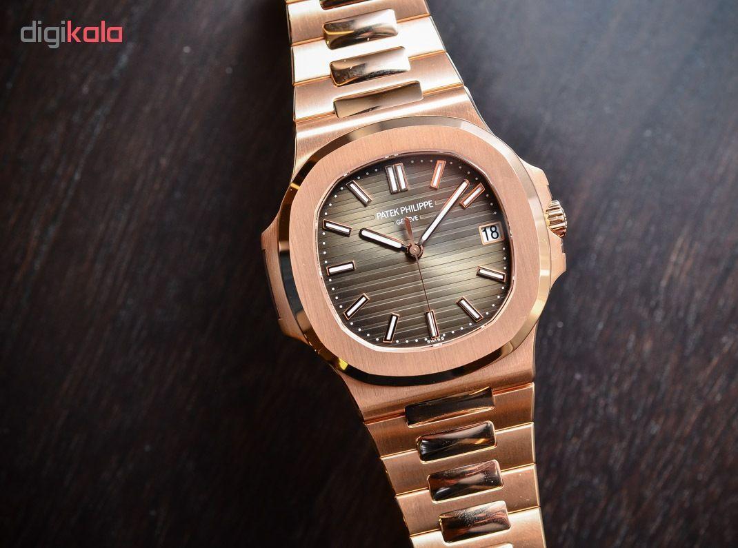 ساعت مچی عقربه ای مردانه مدل PTK5711R