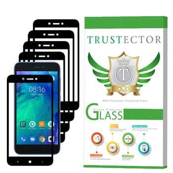 محافظ صفحه نمایش تراستکتور مدل GSS مناسب برای گوشی موبایل شیائومی Redmi Go بسته 5 عددی