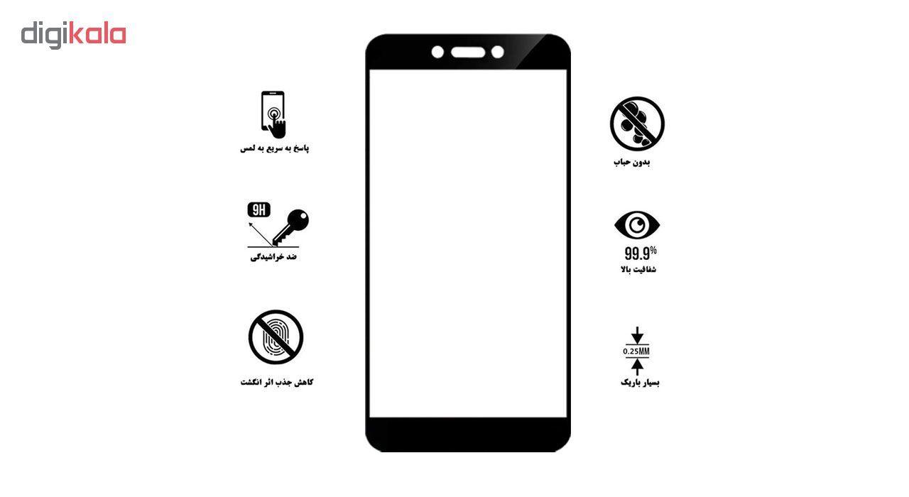 محافظ صفحه نمایش تراستکتور مدل GSS مناسب برای گوشی موبایل شیائومی Redmi Go بسته 3 عددی main 1 6