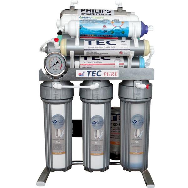دستگاه تصفیه کننده آب تک مدل CHROME2019-XT8800