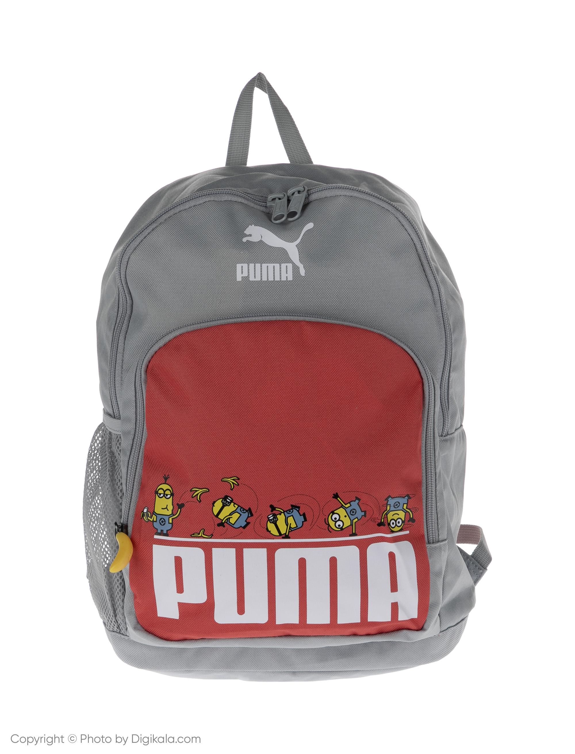 کوله پشتی پوما مدل  Minions کد 075041-02