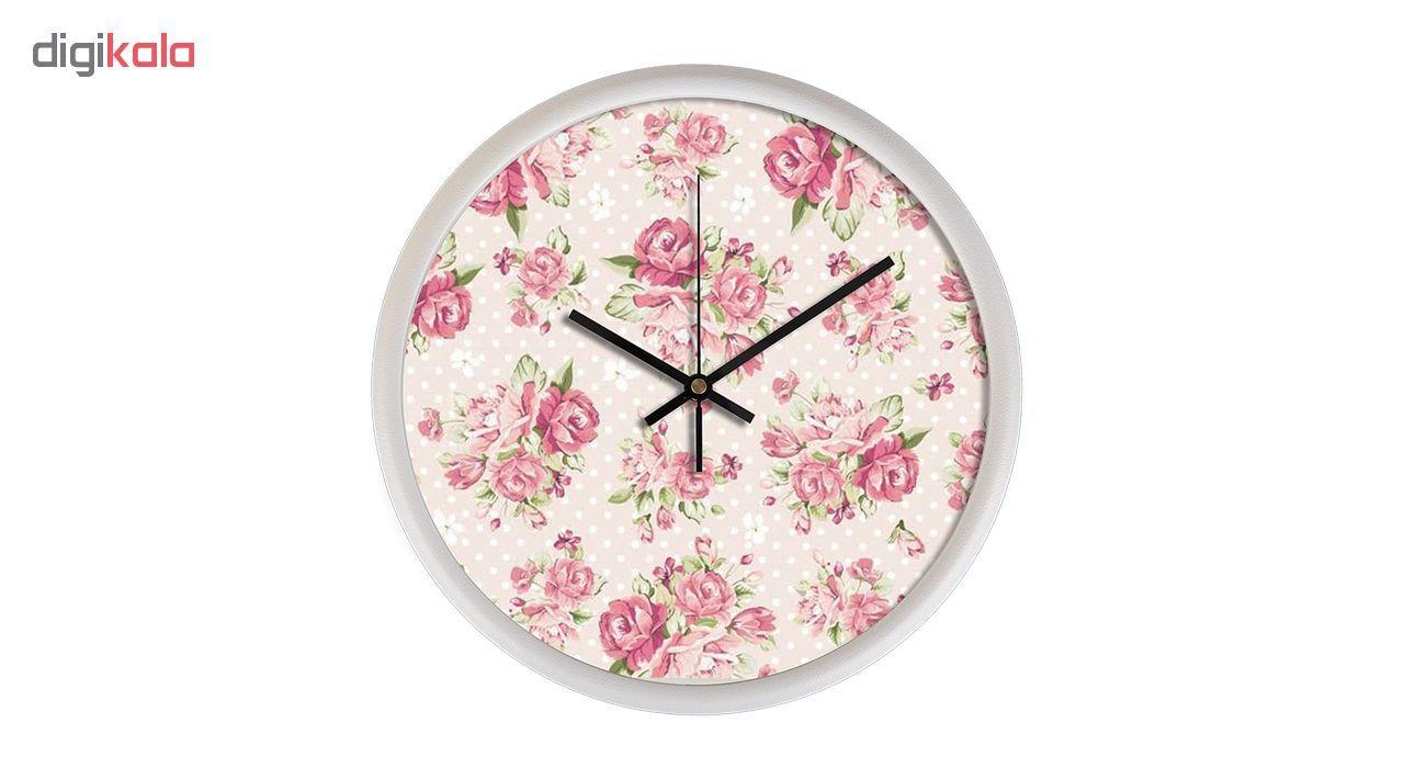 ساعت دیواری مینی مال لاکچری مدل 35Dio3_0011 main 1 1