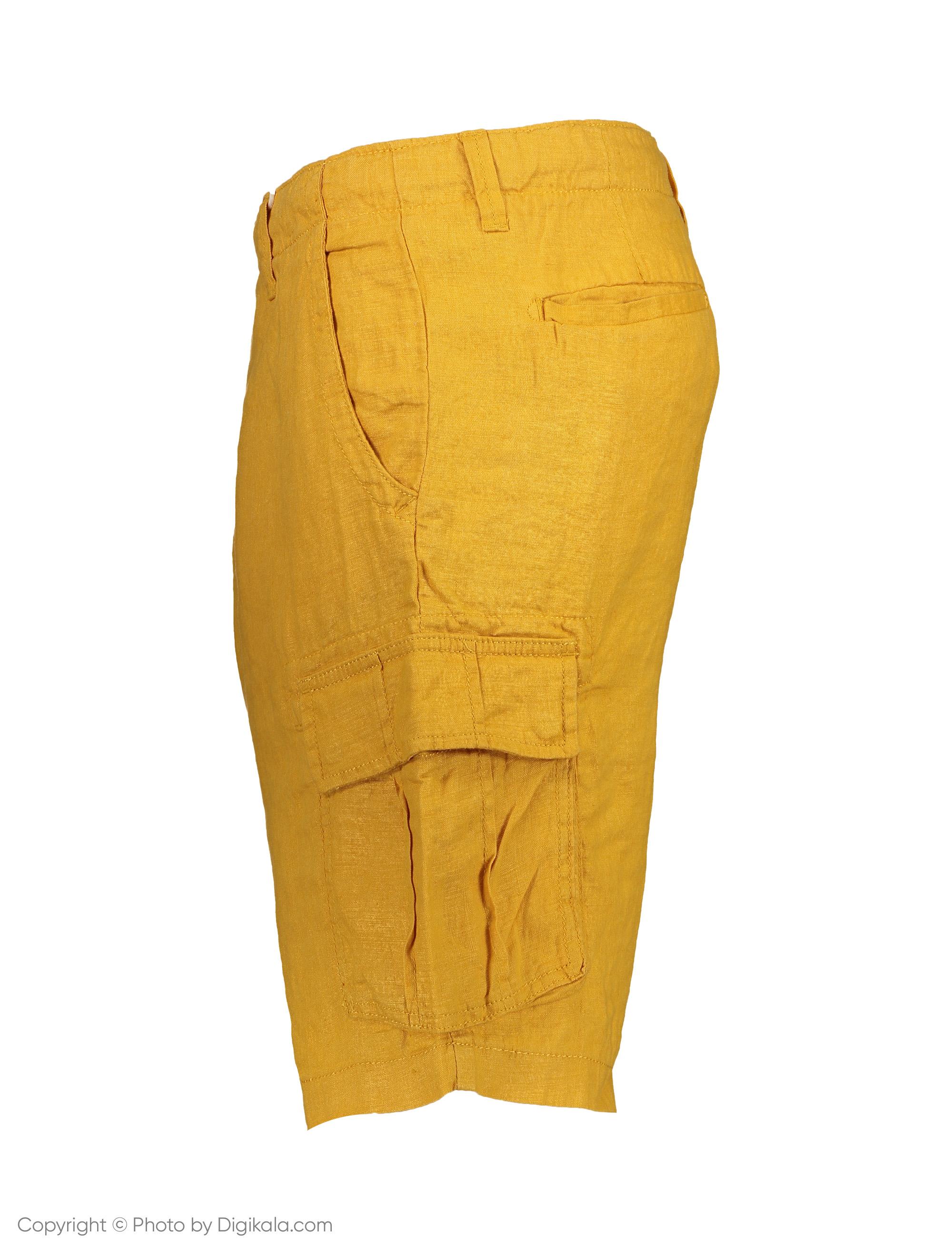 شلوارک مردانه یوپیم مدل 5116096