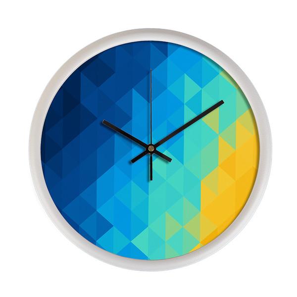 ساعت دیواری مینی مال لاکچری مدل 35Dio3_0017