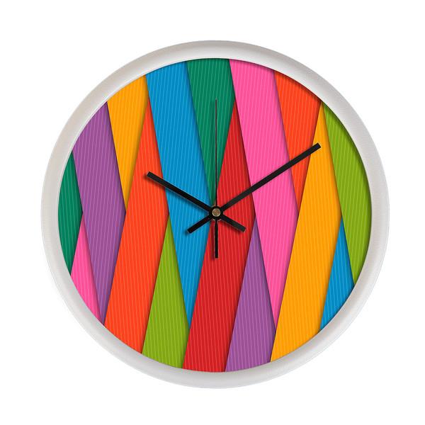ساعت دیواری مینی مال لاکچری مدل 35Dio3_0026