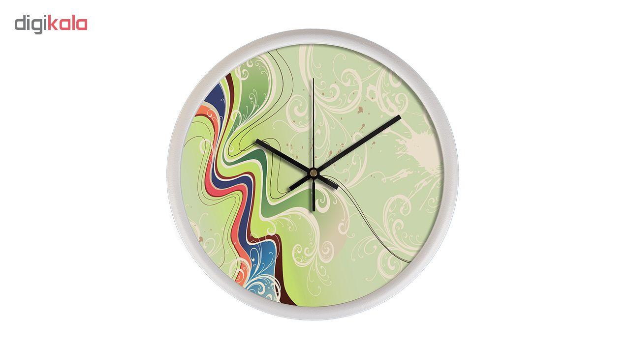 ساعت دیواری مینی مال لاکچری مدل 35Dio3_0030 main 1 1