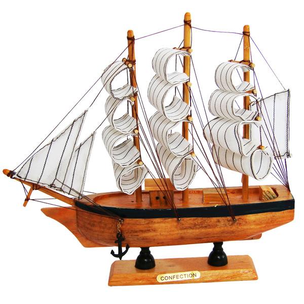 ماکت دکوری طرح کشتی کد 2121