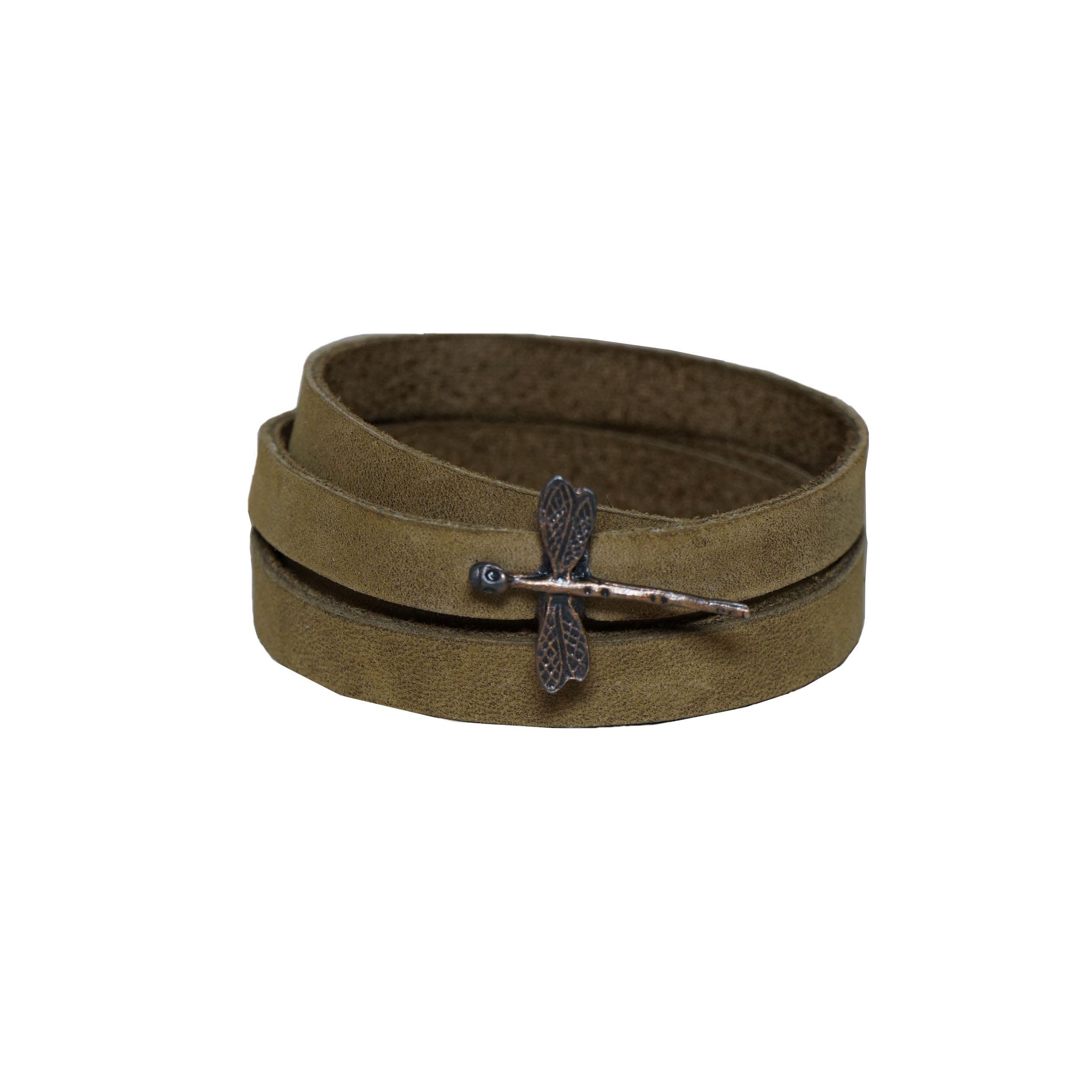 قیمت دستبند چرم لانکا کد BB-12