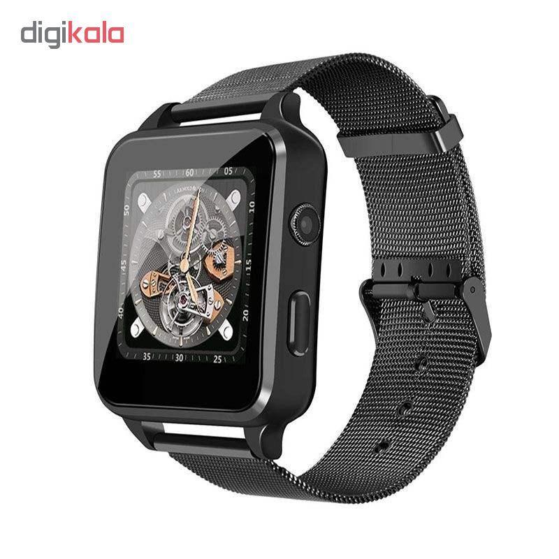 ساعت هوشمند مدل smrt120 به همراه بند main 1 3