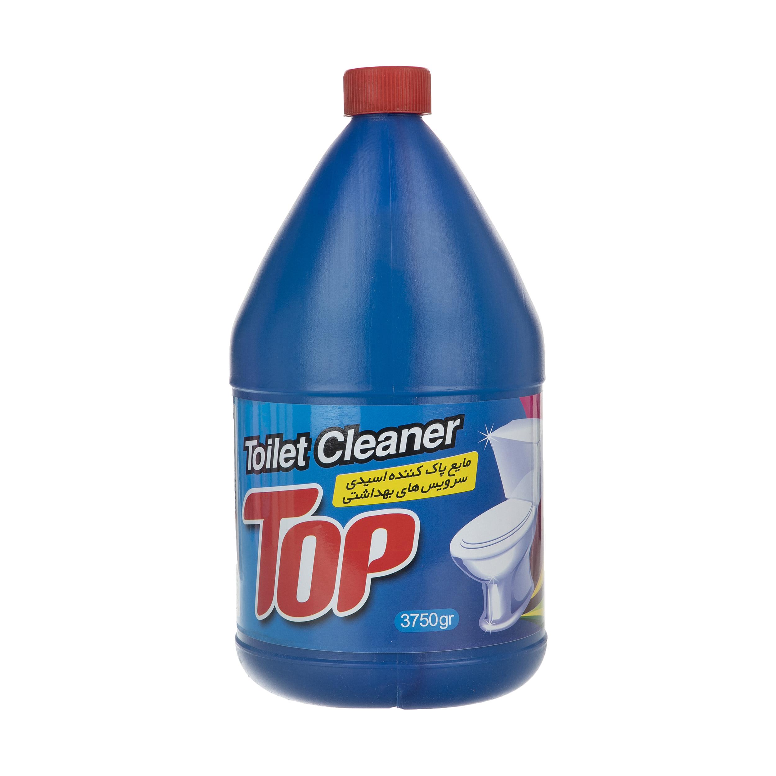 مایع پاک کننده سطوح تاپ مدل Blue حجم 3750 گرم