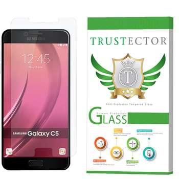 محافظ صفحه نمایش تراستکتور مدل GLS مناسب برای گوشی موبایل سامسونگ Galaxy C5