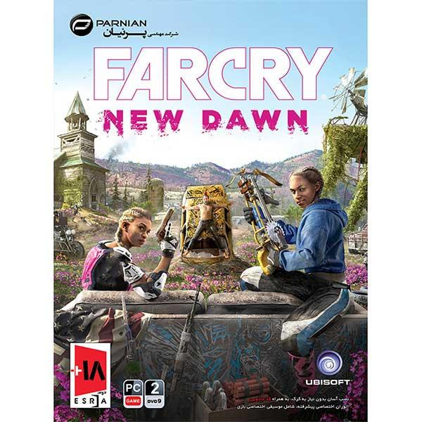بازی Far Cry New Dawn مخصوص pc نشر پرنیان
