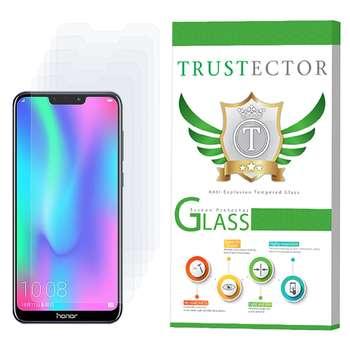 محافظ صفحه نمایش تراستکتور مدل GLS مناسب برای گوشی موبایل آنر 8C بسته 5 عددی