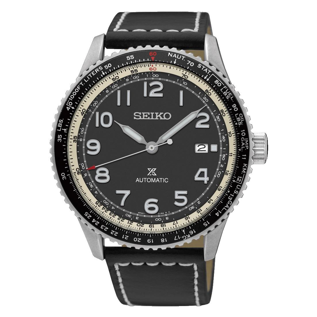 ساعت مچی عقربه ای مردانه سیکو مدل SRPB61K1