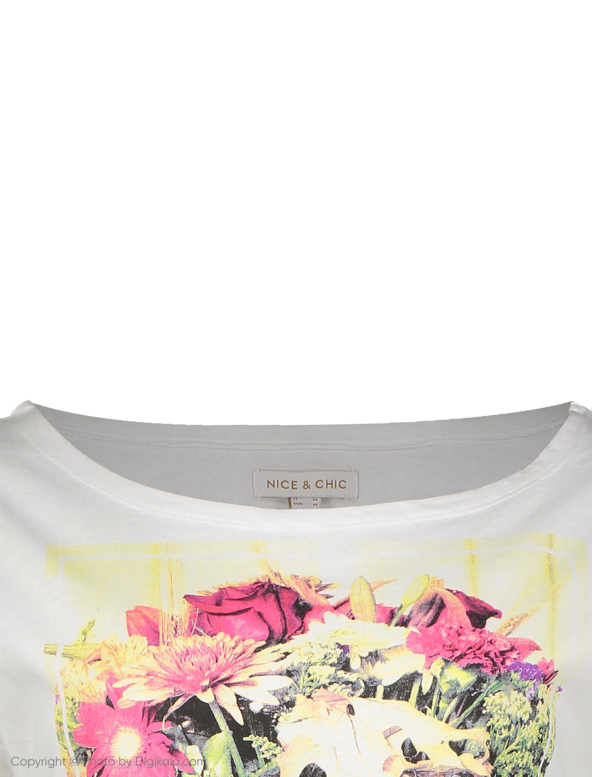 تی شرت زنانه یوپیم مدل 5137387 -  - 4