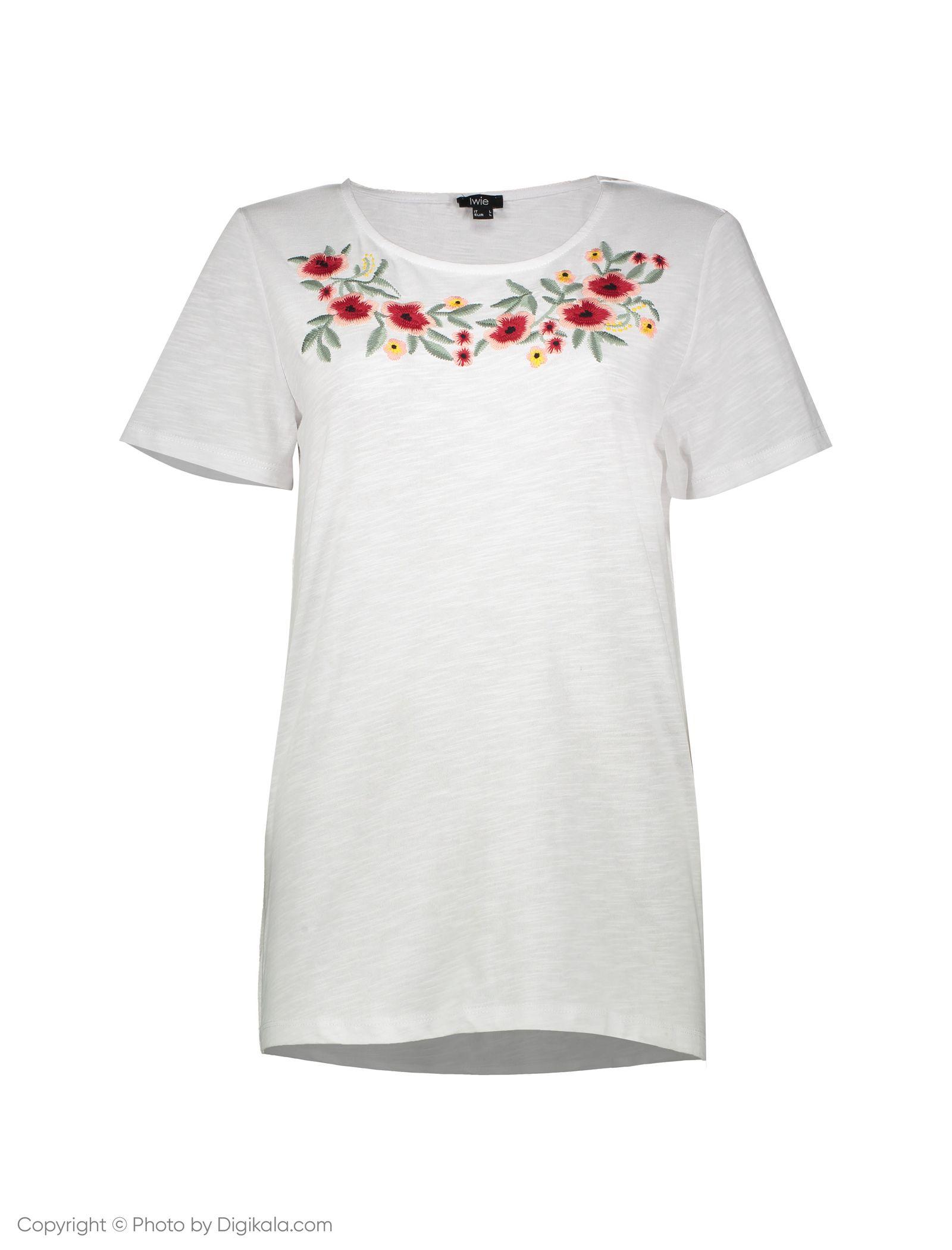 تی شرت زنانه یوپیم مدل 5132395 -  - 1