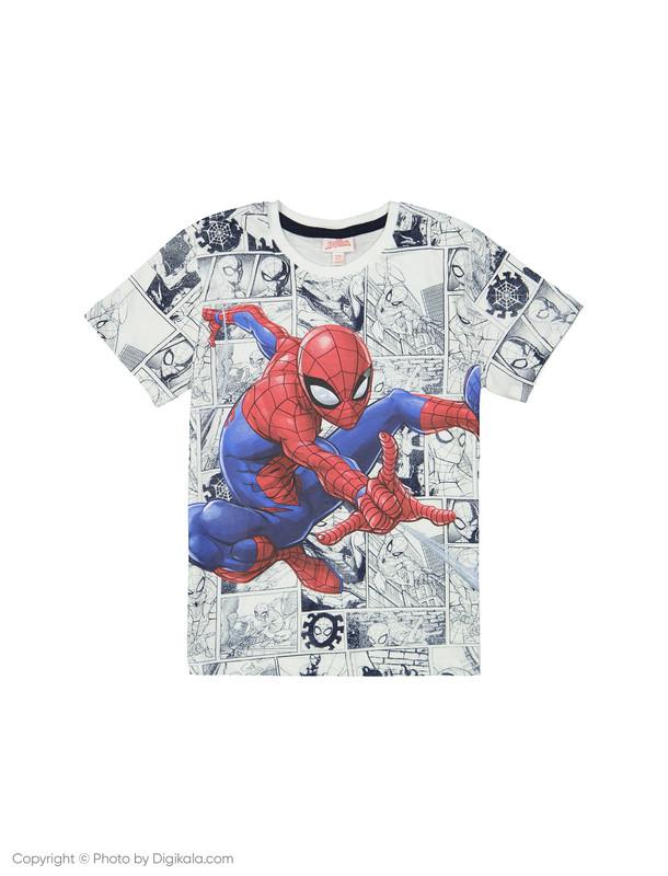 ست تی شرت و شلوارک پسرانه بلوکیدز مدل 5132706