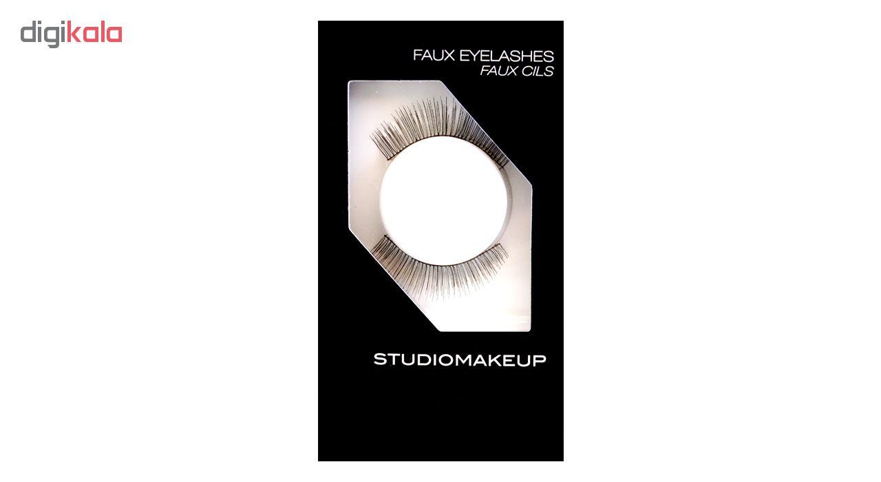 مژه مصنوعی استودیو میکاپ شماره SFL-01