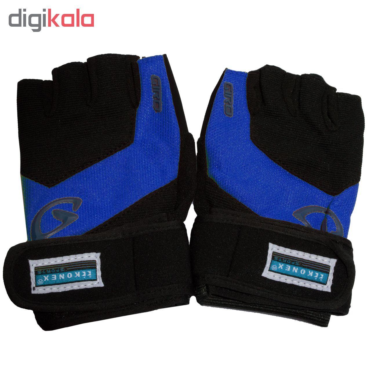 دستکش بدنسازی جیرو مدل 001 main 1 3