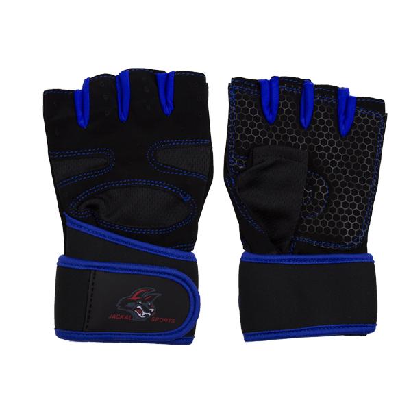 دستکش بدنسازی زنانه جاکال اسپرتز کد 469