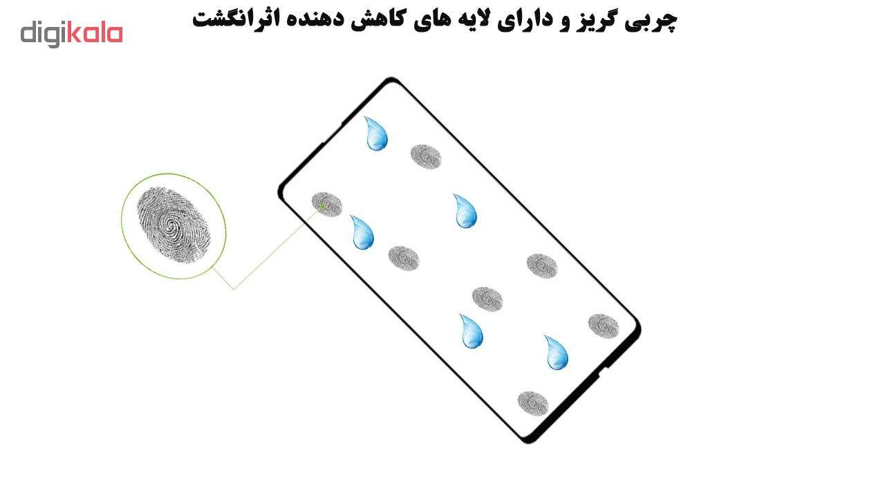 محافظ صفحه نمایش تراستکتور مدل GSS مناسب برای گوشی موبایل هوآوی Y9 Prime 2019 بسته 3 عددی main 1 5
