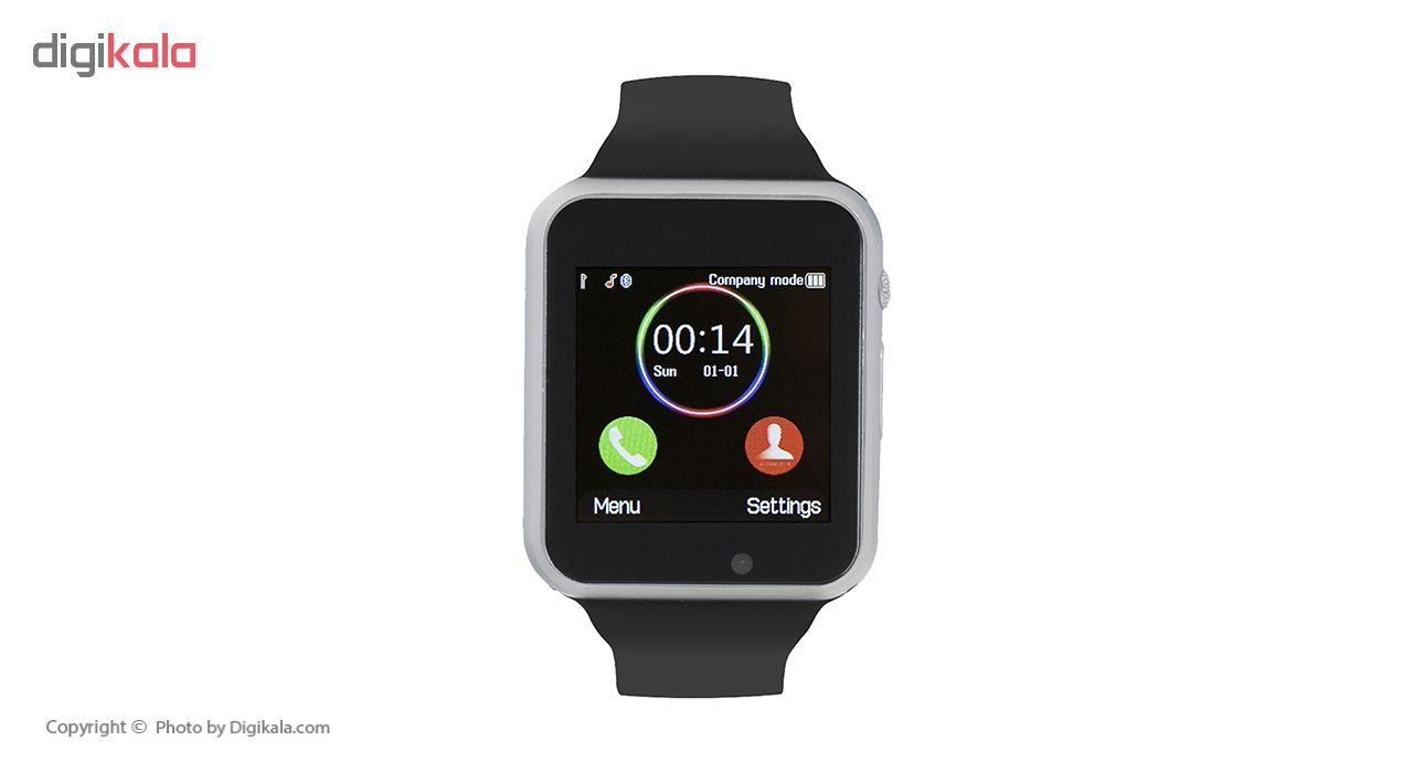ساعت هوشمند جی-تب مدل W101 Hero به همراه باتری یدک