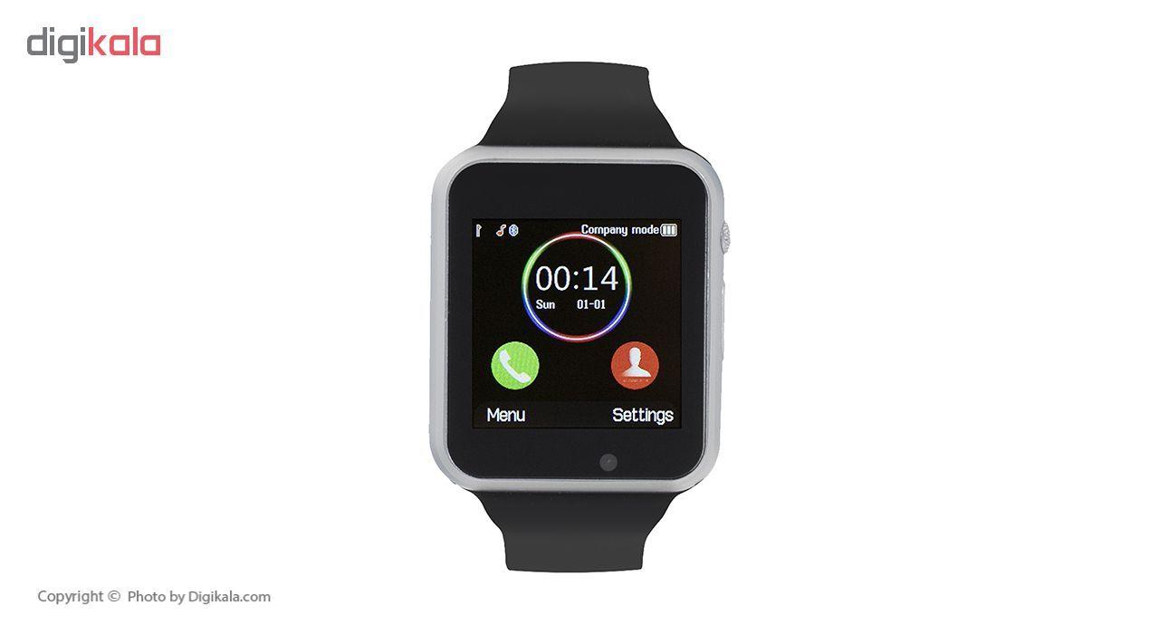 ساعت هوشمند جی-تب مدل W101 Hero به همراه باتری یدک main 1 2