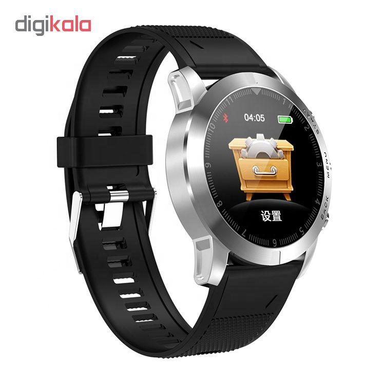 ساعت هوشمند مدل S10  کد 1010