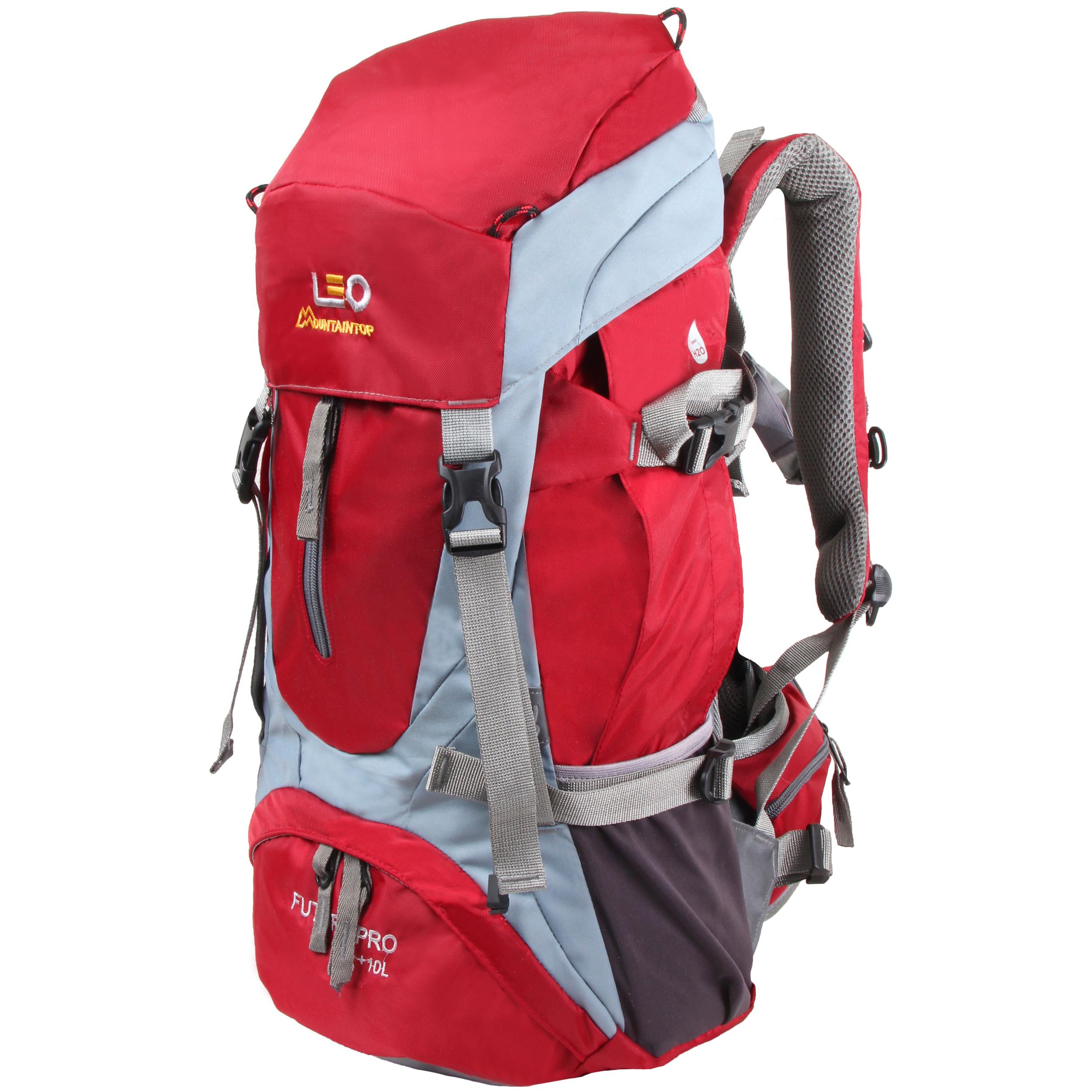 کوله پشتی کوهنوردی 55 لیتری لیو کد 7-6355
