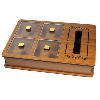 جعبه پذیرایی لوکس باکس مدل LB12