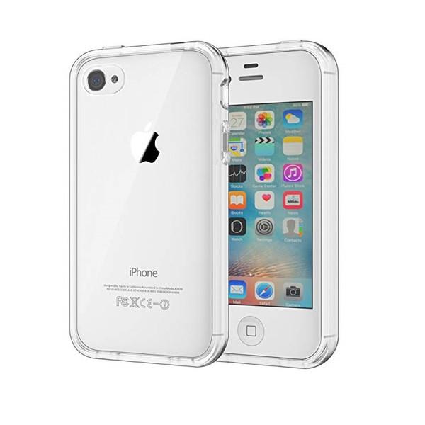 کاور مدل GR-11 مناسب برای گوشی موبایل اپل مدل Iphone 4/4s