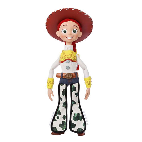عروسک دیزنی مدل Talking Jessei ارتفاع 42 سانتی متر