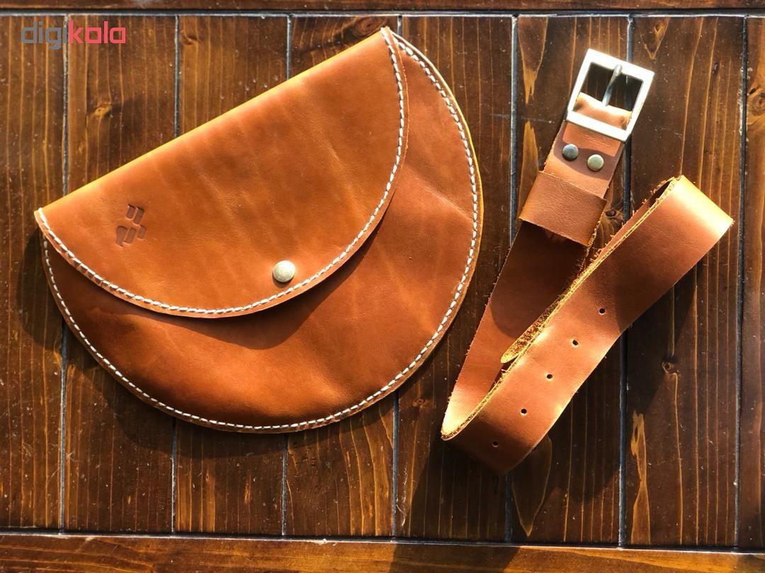 کیف کمری زنانه مدل F001