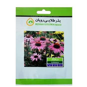 بذر گیاه دارویی سرخارگل بذر طلایی رویان کد BZT-109