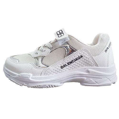 کفش مخصوص پیاده روی دخترانه مدل پاپیتا کد 12030