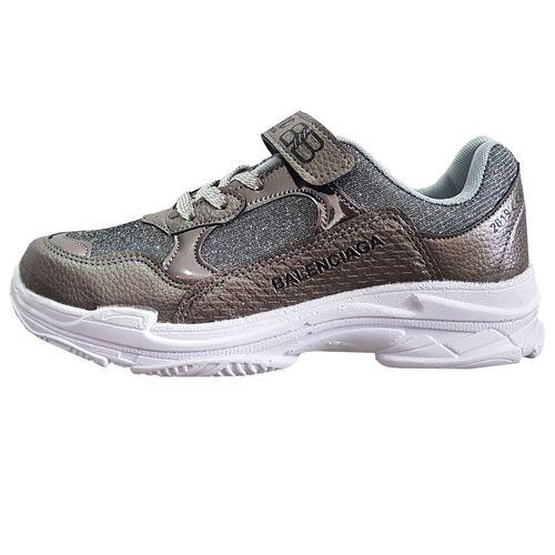 کفش مخصوص پیاده روی دخترانه مدل پاپیتا کد 12031